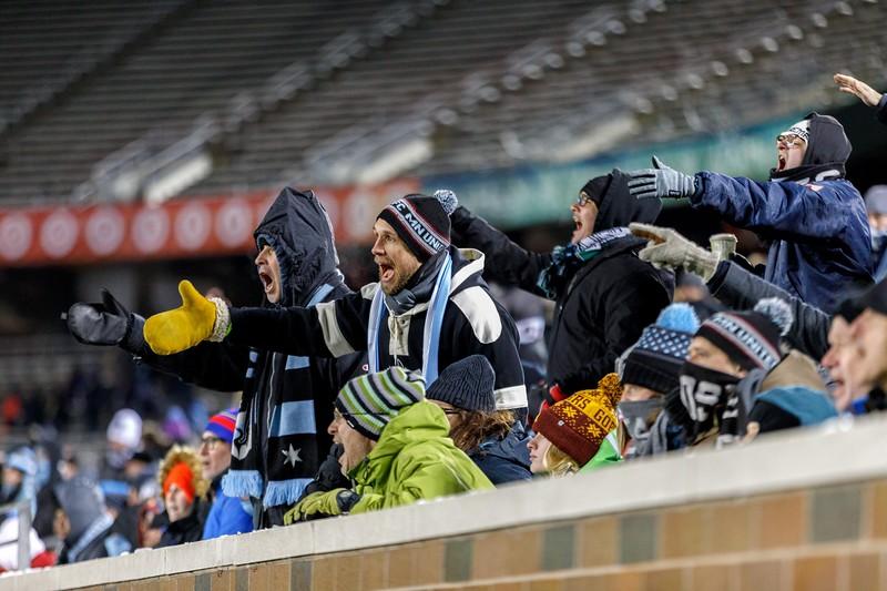 MLS 2018: Minnesota United vs Atlanta United - March 31, 2018