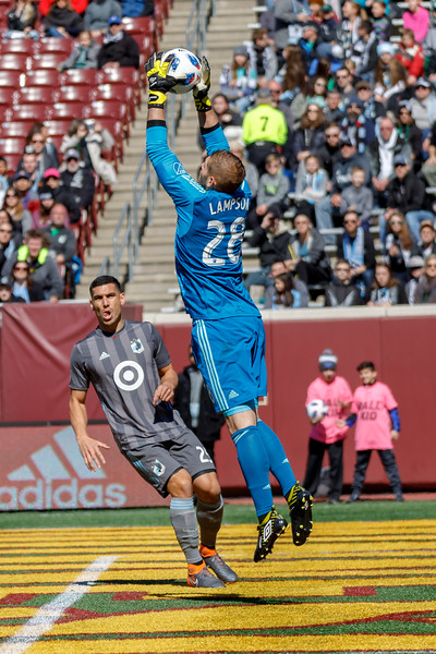 MLS 2018: Minnesota United vs Chicago Fire - March 17, 2018