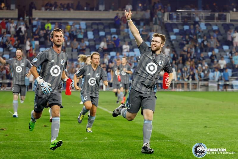 Unified Team 2019:  Minnesota United vs Colorado Rapids - August 14, 2019