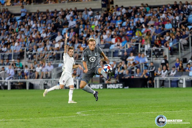 MLS 2019:  Minnesota United vs Colorado Rapids - August 14, 2019
