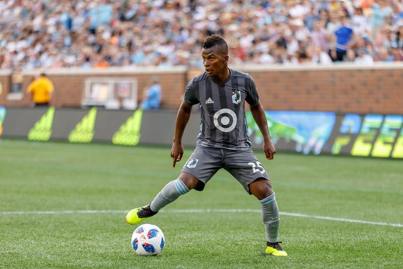 MLS 2018: Minnesota United vs FC Dallas - June 29, 2018