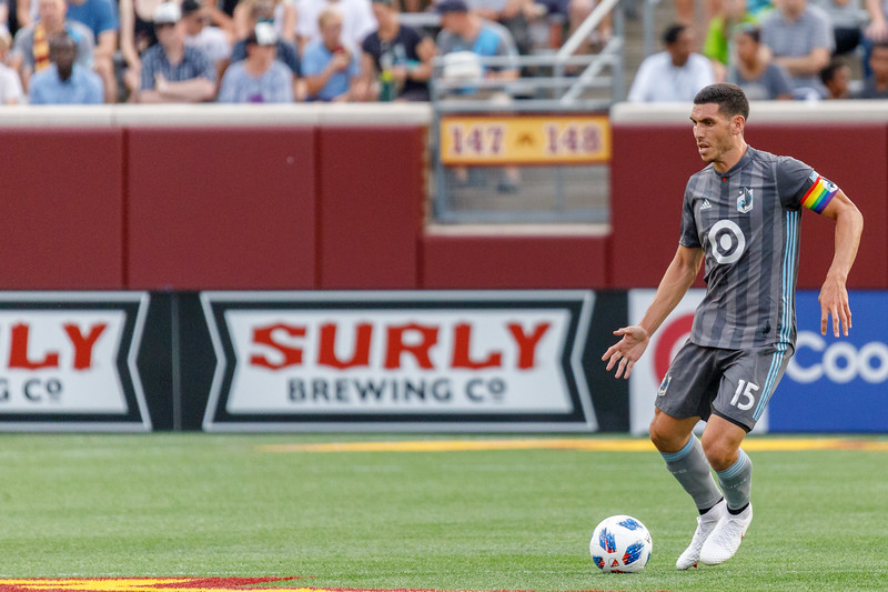 MLS 2018: Minnesota United vs FC Dallas - June 29, 2018