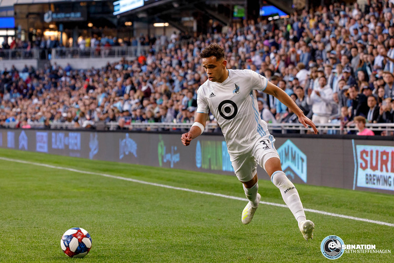MLS 2019:  Minnesota United vs Houston Dynamo - May 25, 2019