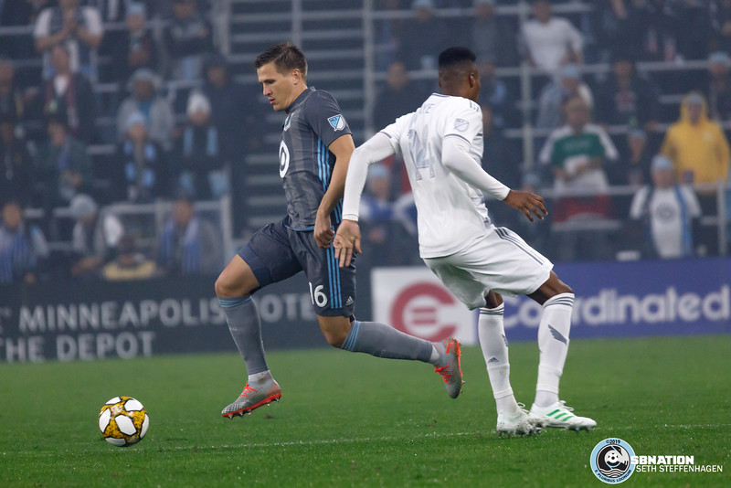 MLS 2019:  Minnesota United vs LAFC - September 29, 2019