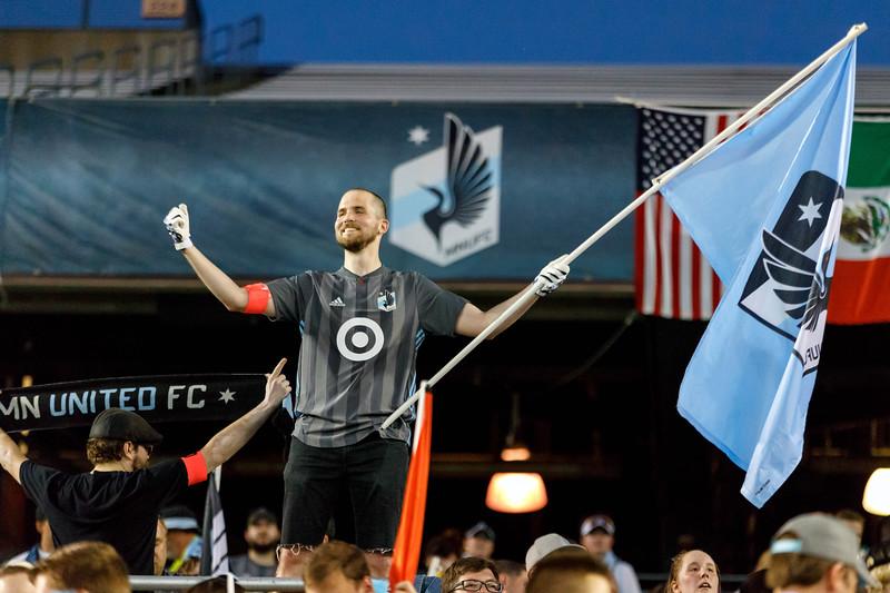 MLS 2018: Minnesota United vs Montreal Impact - May 26, 2018
