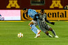 MLS 2018: Minnesota United vs New York City FC - September 29, 2018