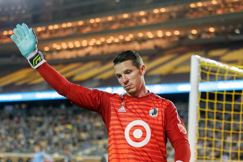 MLS 2018: Minnesota United vs New York City FC - September 29, 2018
