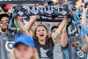 MLS 2018: Minnesota United vs New England Revolution - July 18, 2018