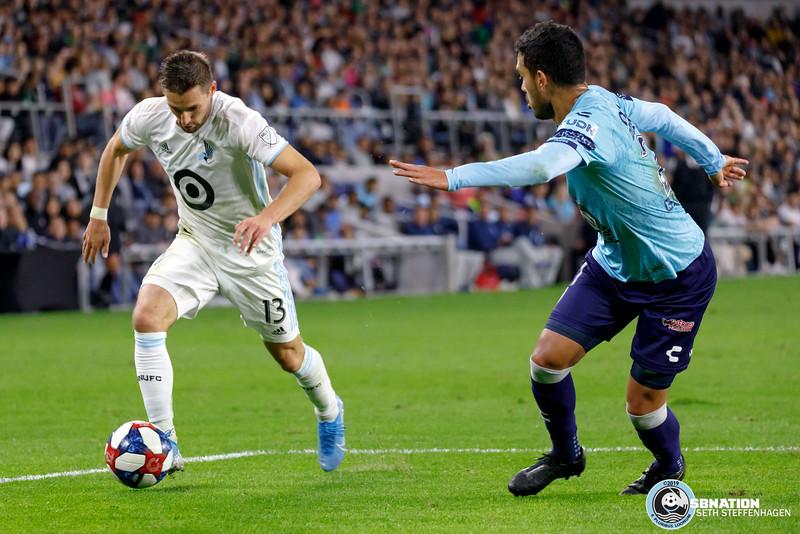 International Friendly 2019:  Minnesota United vs Pachuca - September 7, 2019