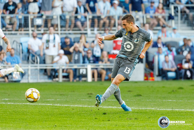 MLS 2019:  Minnesota United vs Real Salt Lake - September 15, 2019