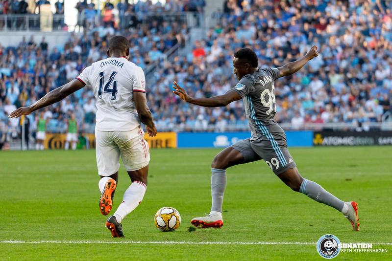 MLS 2019:  Minnesota United vs Real Salt Lake - September 15, 2019