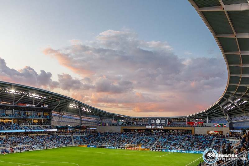 MLS 2019:  Minnesota United vs Sporting KC - September 25, 2019
