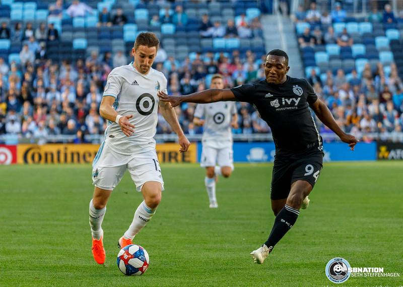 US Open Cup 2019:  Minnesota United vs Sporting KC - June 12, 2019