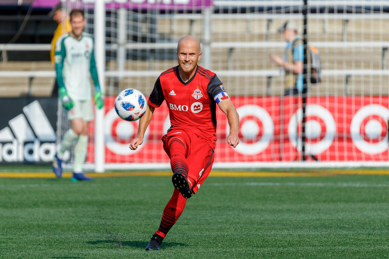 MLS 2018: Minnesota United vs Toronto FC - July 4, 2018