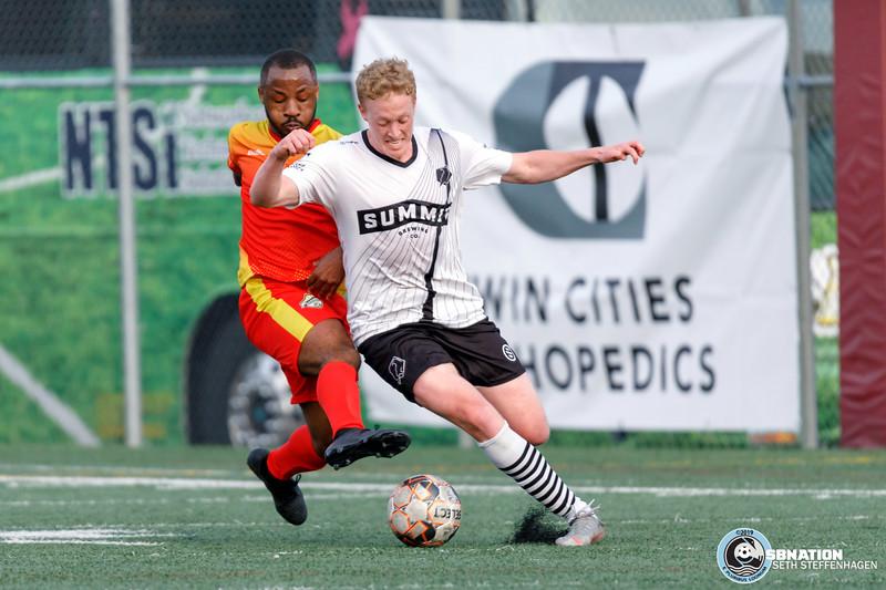 NPSL 2019:  Minneapolis City SC vs Dakota Fusion FC - May 11, 2019
