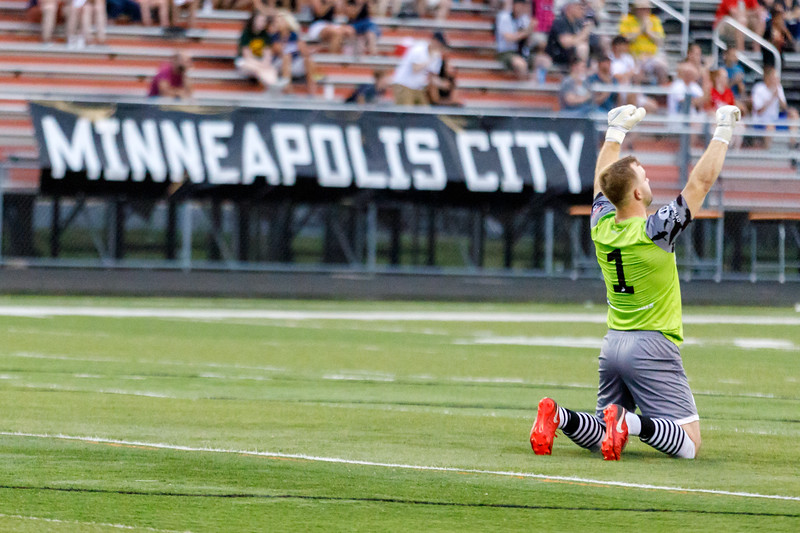 NPSL North 2018: Minneapolis City SC vs Duluth FC - June 30, 2018