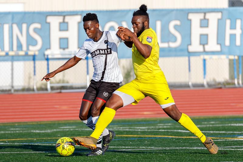 NPSL North 2018: Minneapolis City SC vs LC Aris FC June 6, 2018