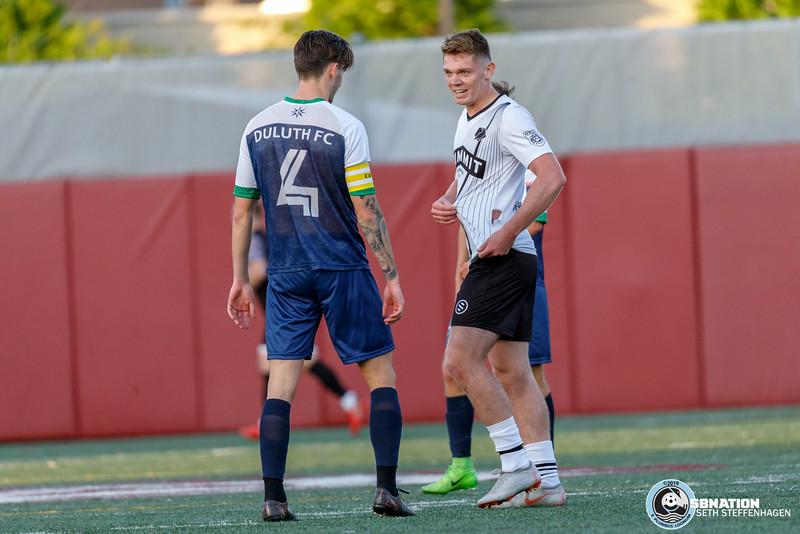 NPSL 2019:  Minneapolis City SC vs Duluth FC - June 1, 2019
