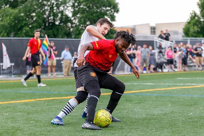 NPSL North 2018: Minnesota TwinStars FC vs Minneapolis City SC June 14, 2018