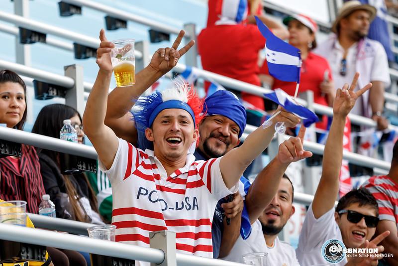 Gold Cup 2019:  Panama vs Trinidad and Tobago Allianz Field - June 18, 2019