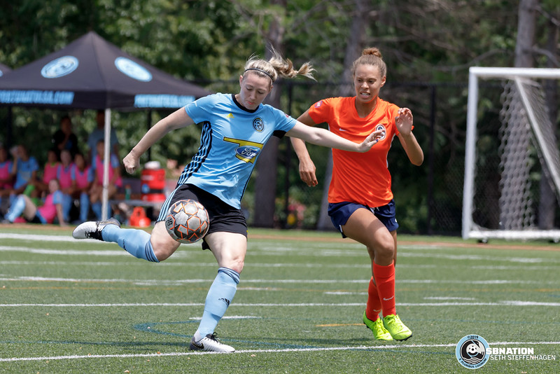 WPSL Central Region Semi-Final 2019:  Salvo SC vs Fortuna Tulsa - July 13, 2019