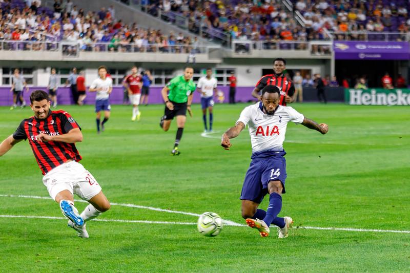 ICC 2018: Tottenham Hotspur vs AC Milan - July 31, 2018