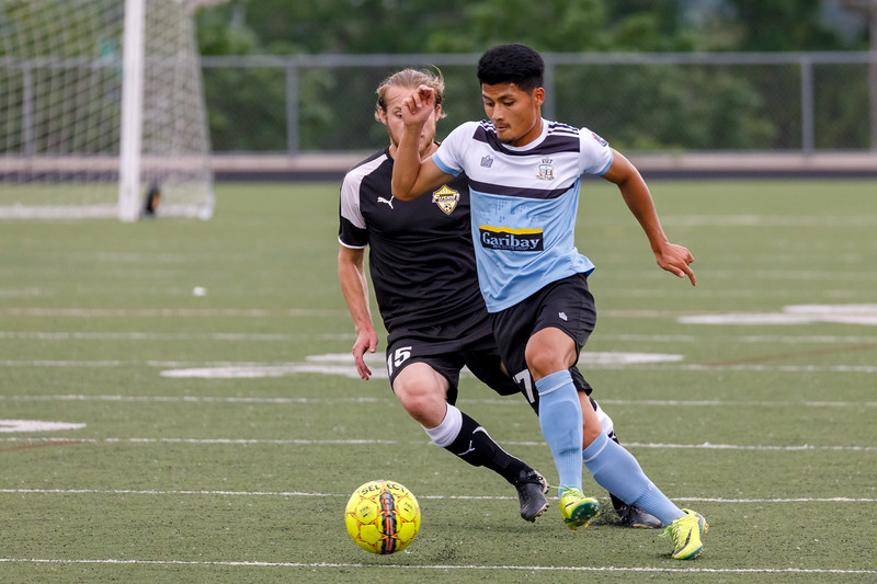 NPSL North 2018: VSLT FC vs Dakota Fusion FC - June 20, 2018
