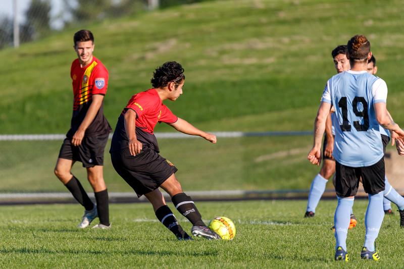 NPSL North 2018: VSLT FC vs Minnesota TwinStars FC - July 7, 2018