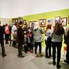"""Awkward"" ESMoA Exhibitin Opening"