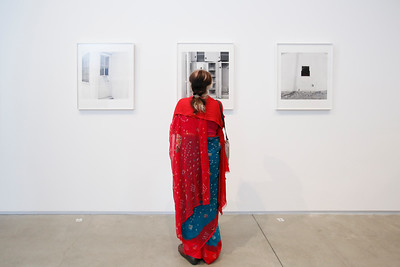"""""""GROUNDED,"""" John Divola and Zoe Crosher Approach LAX from Different Directions, ESMoA Opening"""