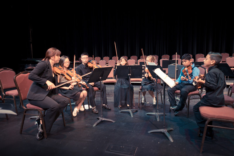 East County Youth Symphony Kroc Theatre 2017