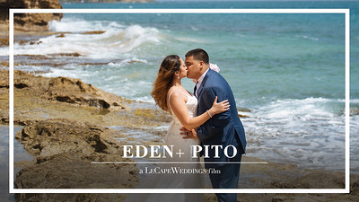 Pito + Eden Wedding Short Film at Condado Vanderbilt Hotel, Puerto Rico