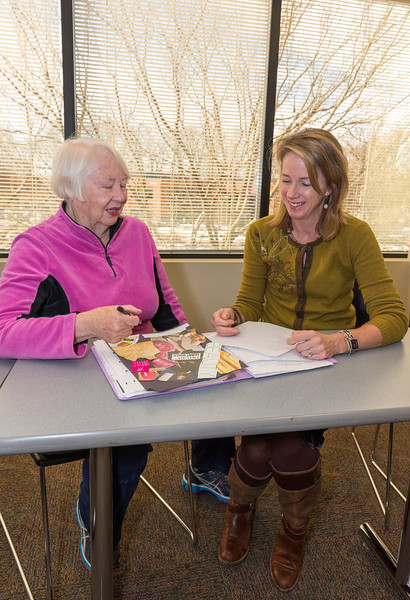 Prof. Ann Wiker and Ms. Jean Larson- Modern Medical Analysis of Famous Artist