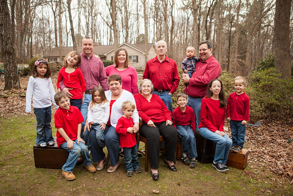 Elledge Family