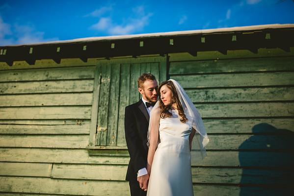 Elyse & Lu: {married}!
