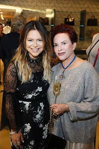 The Elyse Walker Anniversary Dinner and Fashion Show in Newport Beach
