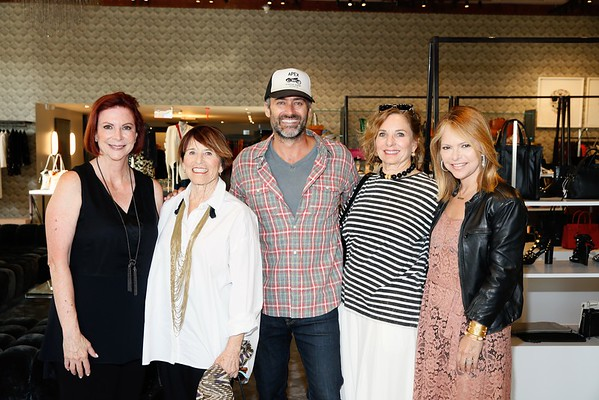 OCMA and Elyse Walker benefit with artist Paul Rusconi