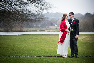 Emma and Jim's wedding at Bisham Abbey