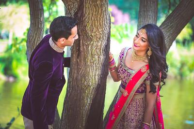 Engagement Ceremony of Hrushik and Swati