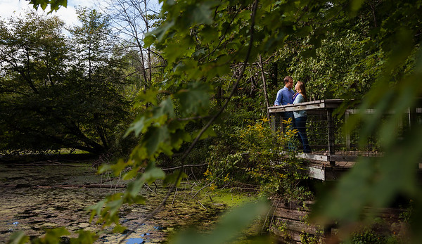 Kalamazoo Nature Center TB McCollum