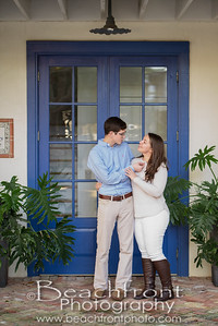 Engagement Photography in Seaside, FL. (30A)