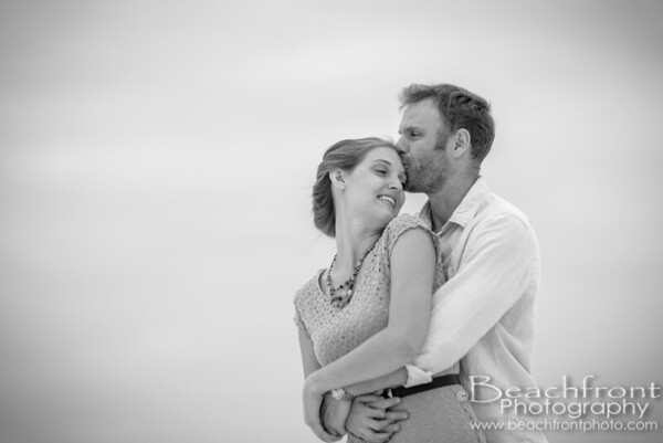 Engagement Photographers at Okaloosa Island in Fort Walton Beach, FL.