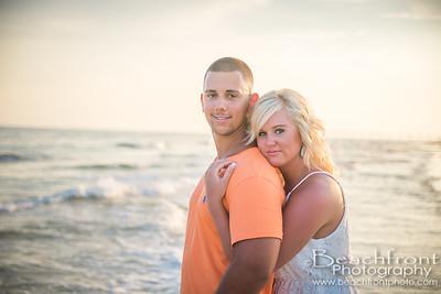 Bickett - Destin / Fort Walton Beach Engagement Photographers.