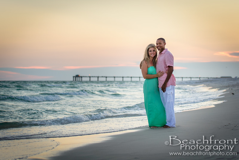 Fort Walton Beach Engagement Photographer