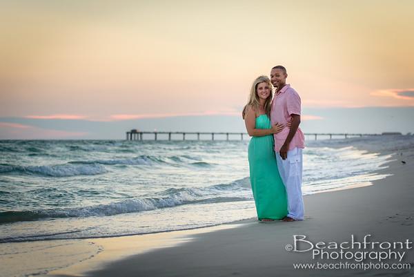 Fort Walton Beach Engagement Photographer