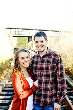 Courtney and Heath