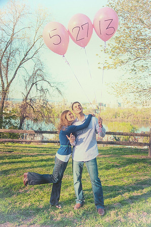 Engagement at Negley Park