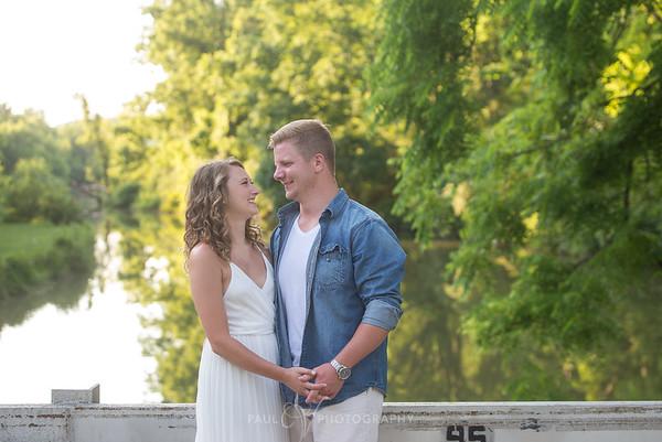 Lake Redman Engagement 021