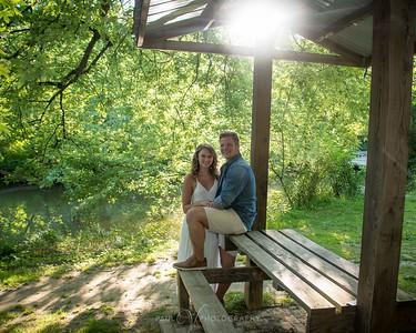 Lake Redman Engagement 011