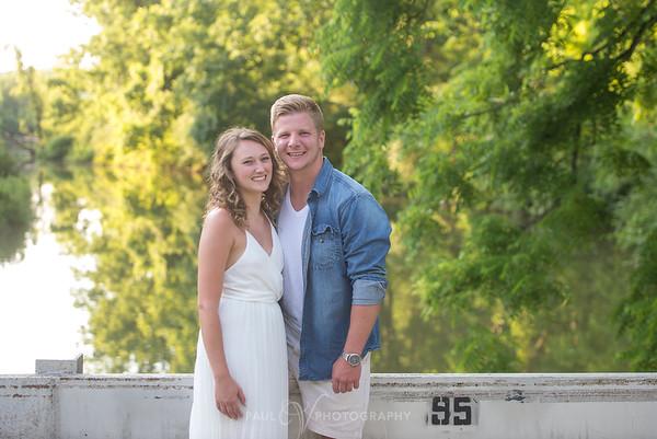 Lake Redman Engagement 019